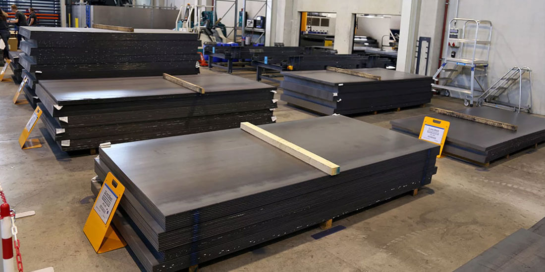 EN19 Low Alloy Steel Plates