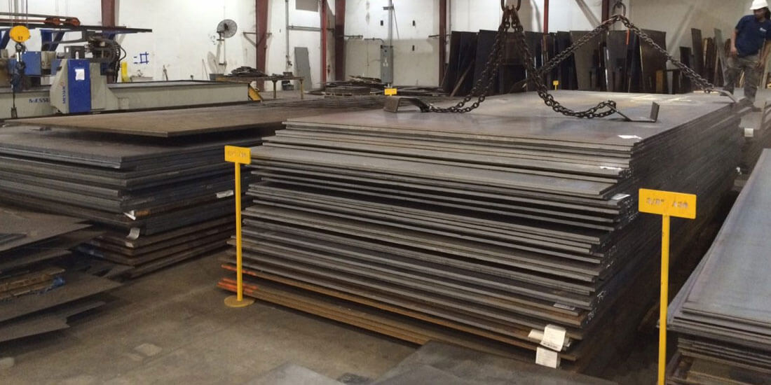 EN8 Low Alloy Steel Plates