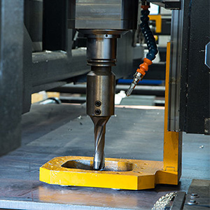 DSQ Plate Forming Drilling / Machining