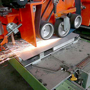 Low Alloy Steel EN19 Plate Grinding