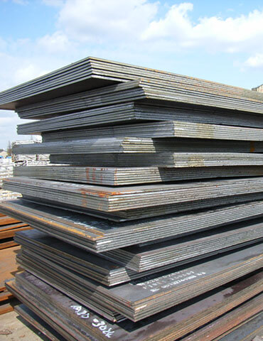Quenched & Tempered Steel Plates Grades