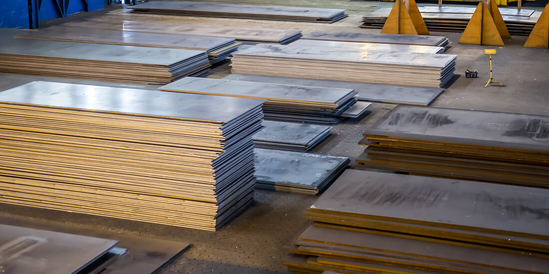Structural &  Offshore Steel Plates En 10025-2 Plate
