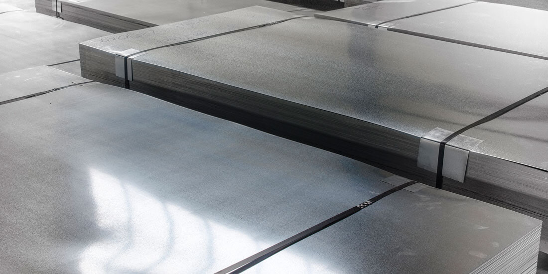 Stainless Steel 410 Sheets & Plates